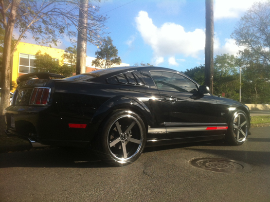 Share This   Previous Articleford Mustang Gt On High Performance Wheels