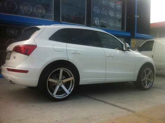 Lightweight Wheels For Audi Q5 Giovanna Luxury Wheels