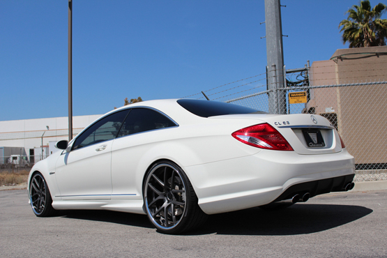 Lightweight wheels for mercedes benz cl giovanna luxury for White rims for mercedes benz