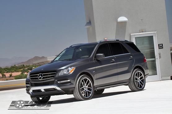 Lightweight Wheels For Mercedes Benz Ml350 Giovanna