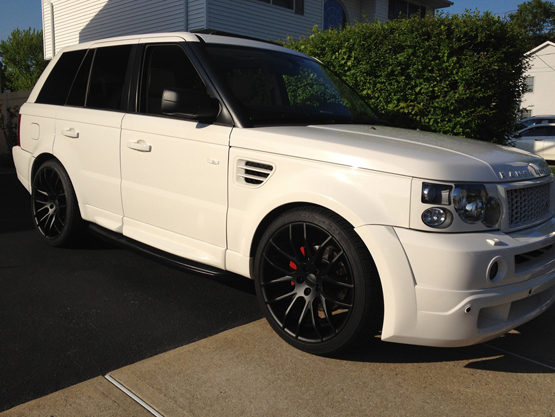 Concave Wheels For Range Rover Sport Giovanna Luxury Wheels