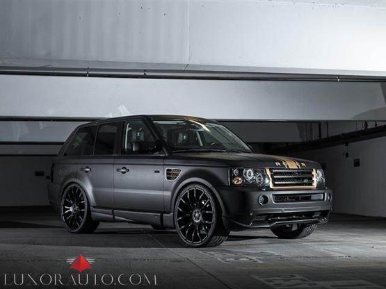 Luxury Rims for Range Rover Sport  Giovanna Luxury Wheels