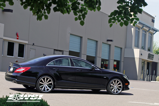 Chrome Wheels For Mercedes Benz Cls Giovanna Luxury Wheels