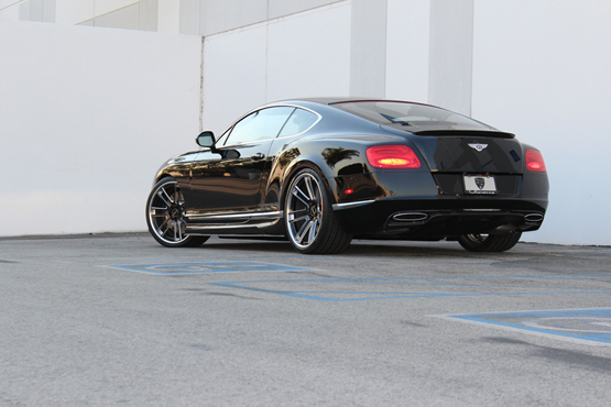 Luxury Wheels For Bentley Continental Gt Giovanna Luxury