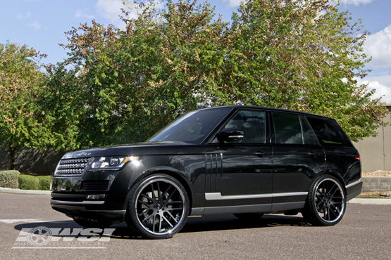 Concave Wheels For Range Rover Giovanna Luxury Wheels