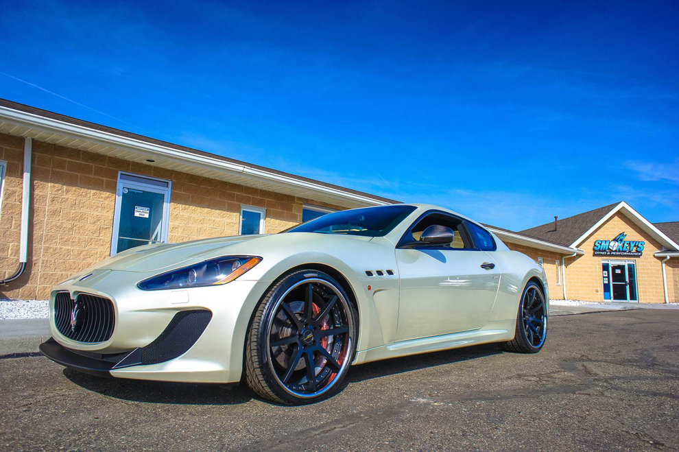 Concave Wheels for Maserati