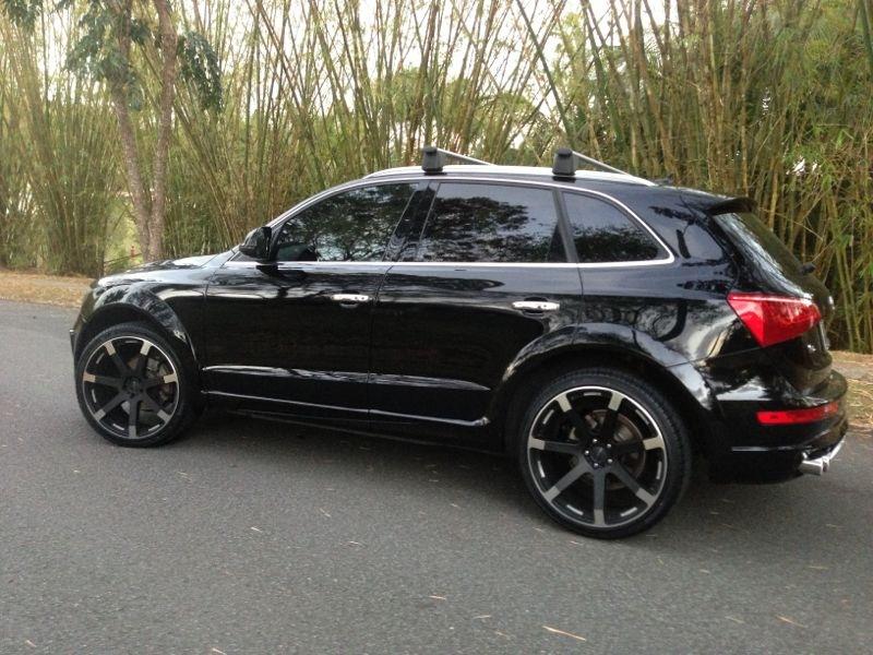 New Wheels for Audi Q5