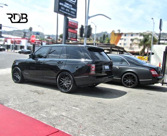 Luxury Rims for Range Rover  Giovanna Luxury Wheels