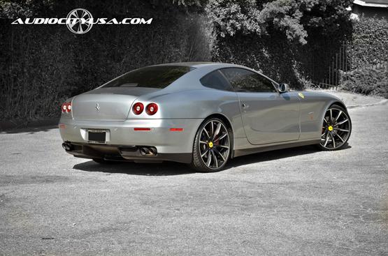 two-tone wheels for ferrari – giovanna luxury wheels