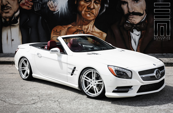 Custom painted rims for mercedes benz giovanna luxury wheels for White rims for mercedes benz
