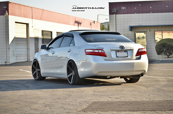 Concave Rims for Toyota – Giovanna Luxury Wheels