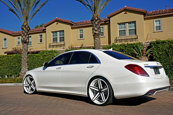 Custom painted wheels for mercedes benz giovanna luxury for Custom mercedes benz s550