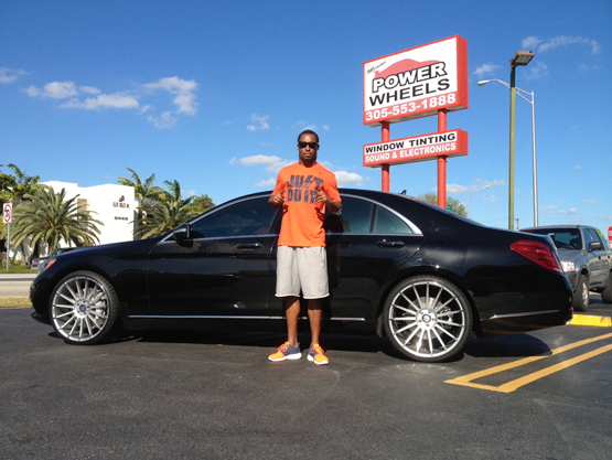 Silver Wheels For Mercedes Benz Giovanna Luxury Wheels