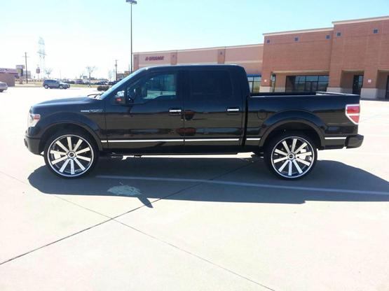 Big Wheels For Ford Giovanna Luxury Wheels