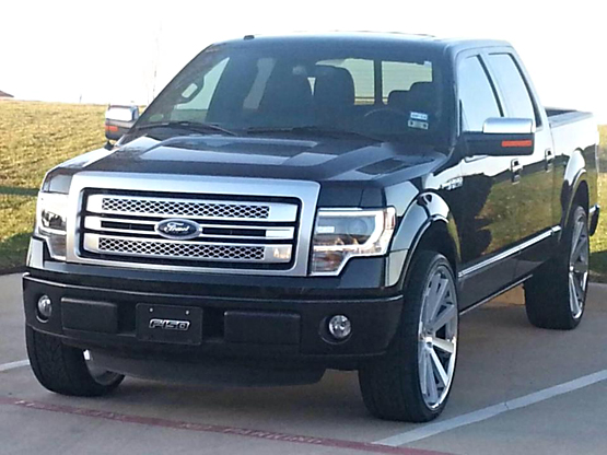 tags concave f150 - Ford F150 Wheels