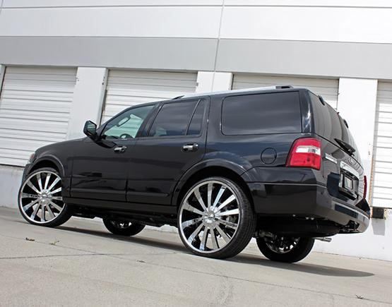 Chrome Rims For Ford Giovanna Luxury Wheels