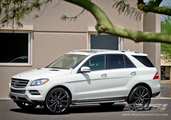 Black Rims For Mercedes Benz Giovanna Luxury Wheels