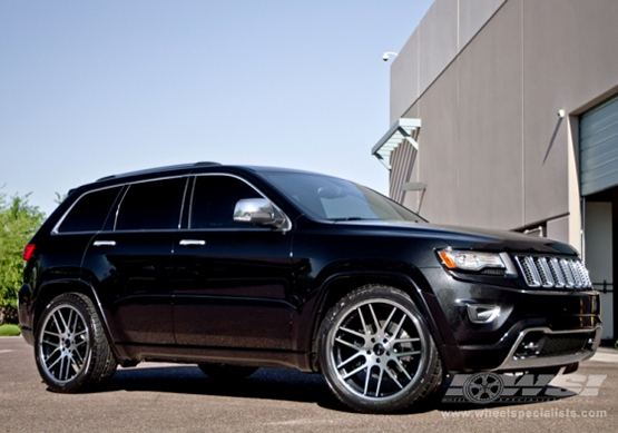 High Performance Rims For Jeep Giovanna Luxury Wheels
