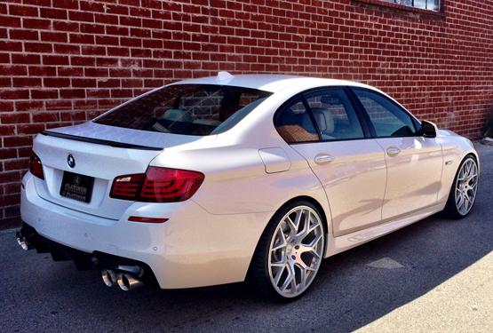 Luxury Rims For BMW Giovanna Luxury Wheels - 2011 bmw 5 series rims
