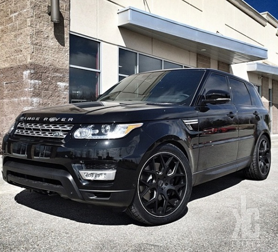Concave Rims for Range Rover  Giovanna Luxury Wheels