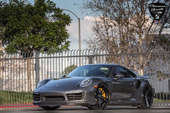 Black Wheels For Porsche