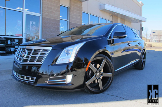 Concave Wheels for Cadillac – Giovanna Luxury Wheels