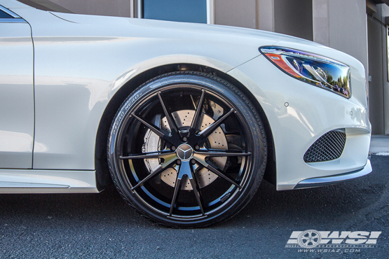 Staggered rims for mercedes benz giovanna luxury wheels for Mercedes benz staggered wheels