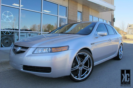 Chrome Rims For Acura Giovanna Luxury Wheels - Rims for acura tl
