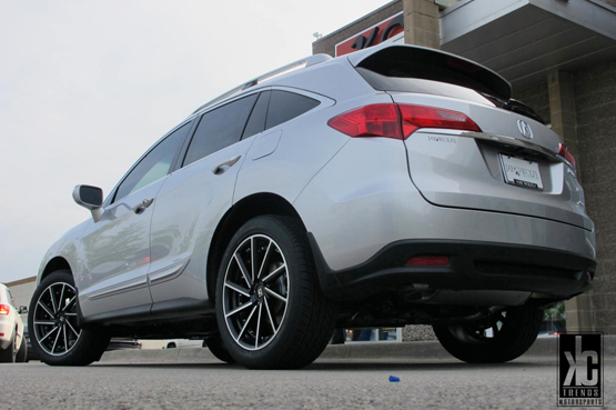Two-Tone Wheels for Acura – Giovanna Luxury Wheels