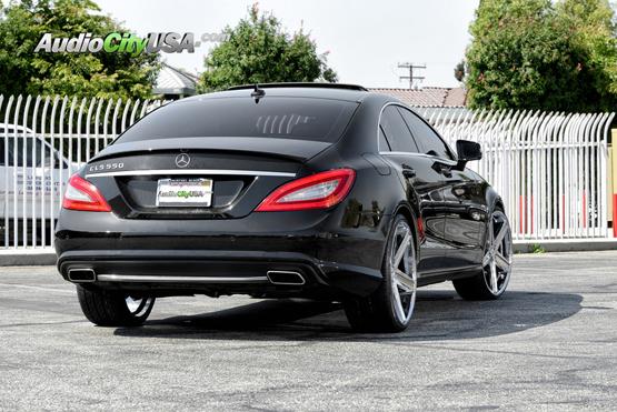 Chrome Rims For Mercedes Benz Giovanna Luxury Wheels