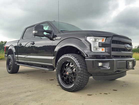 Truck Wheels For Ford Giovanna Luxury