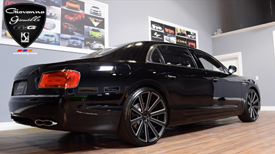 Concave Wheels for Bentley – Giovanna Luxury Wheels