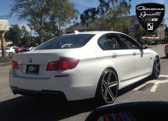 Concave Wheels For BMW Giovanna Luxury Wheels - 2011 bmw 5 series rims