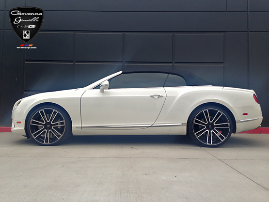 Bentley continental gt koko kuture massa 7 giovanna luxury wheels back to gallery sciox Images