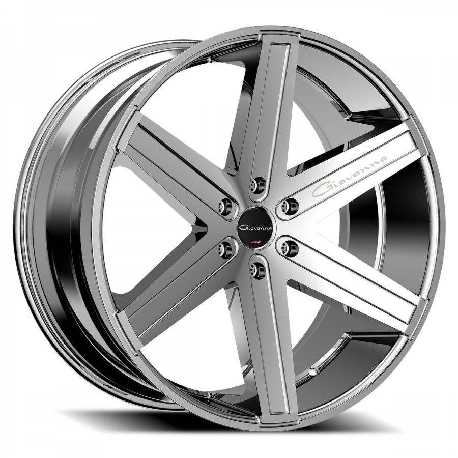 24 wheels chrome - Giovanna Dramuno 6 Chrome