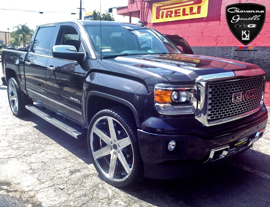 Big Truck Wheels 24 5 : Dramuno truck rims for gmc giovanna luxury wheels
