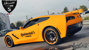 CHEVROLET CORVETTE – GFG FORGED GAVAR