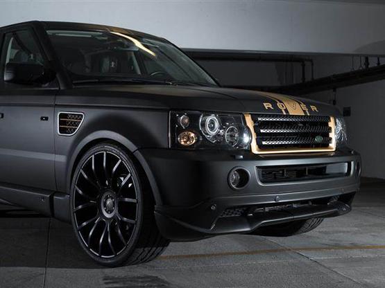 Range Rover Sport Giovanna Kilis Giovanna Luxury Wheels