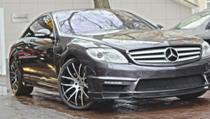 MERCEDES-BENZ CL – GIOVANNA KILIS