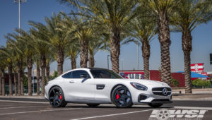 MERCEDES-BENZ AMG GTS COUPE – GFG DRAMA