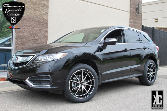 ACURA MDX GIANELLE DAVALU Giovanna Luxury Wheels - Acura mdx wheels