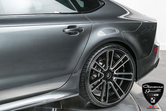 AUDI A7 – KOKO KUTURE MASSA7 – Giovanna Luxury Wheels
