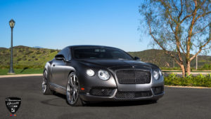 BENTLEY CONTINENTAL GT – GFG FM830