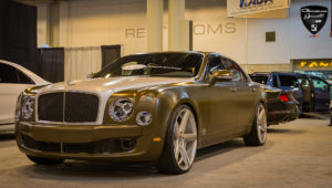 BENTLEY MULSANNE SPEED – KOKO KUTURE SARDINIA