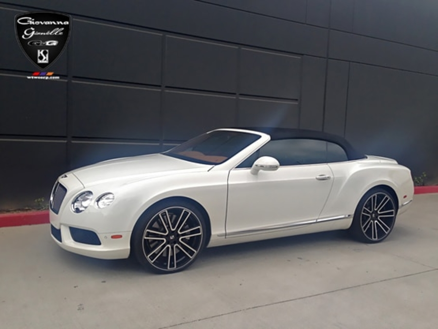 bentley gt on 24s image collections