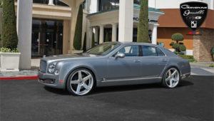 BENTLEY MULSANNE – KOKO KUTURE SARDINIA