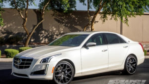 CADILLAC CTS – GIANELLE PUERTO