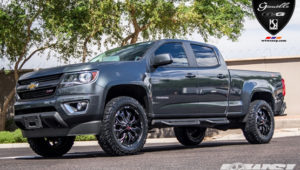 CHEVROLET COLORADO – KOKO SOLID FORCE