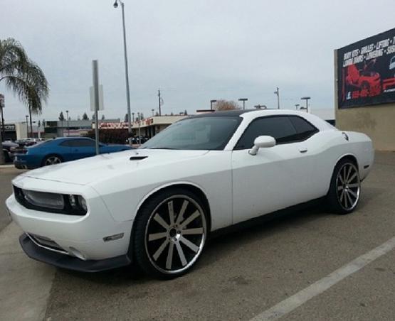 Dodge Challenger Gianelle Santo 2 Ss Giovanna Luxury