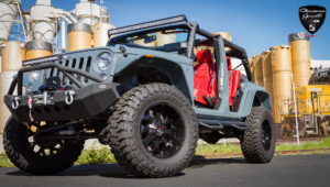 JEEP WRANGLER – KOKO SOLID FORCE